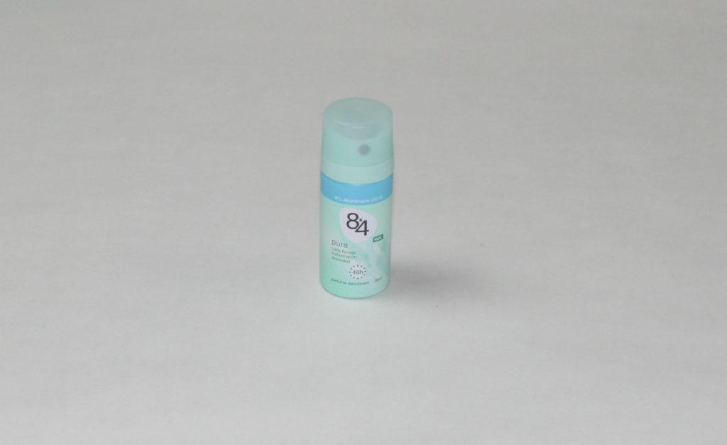 Glossybox Mai 2017 - 8x4 Pure Deodorant
