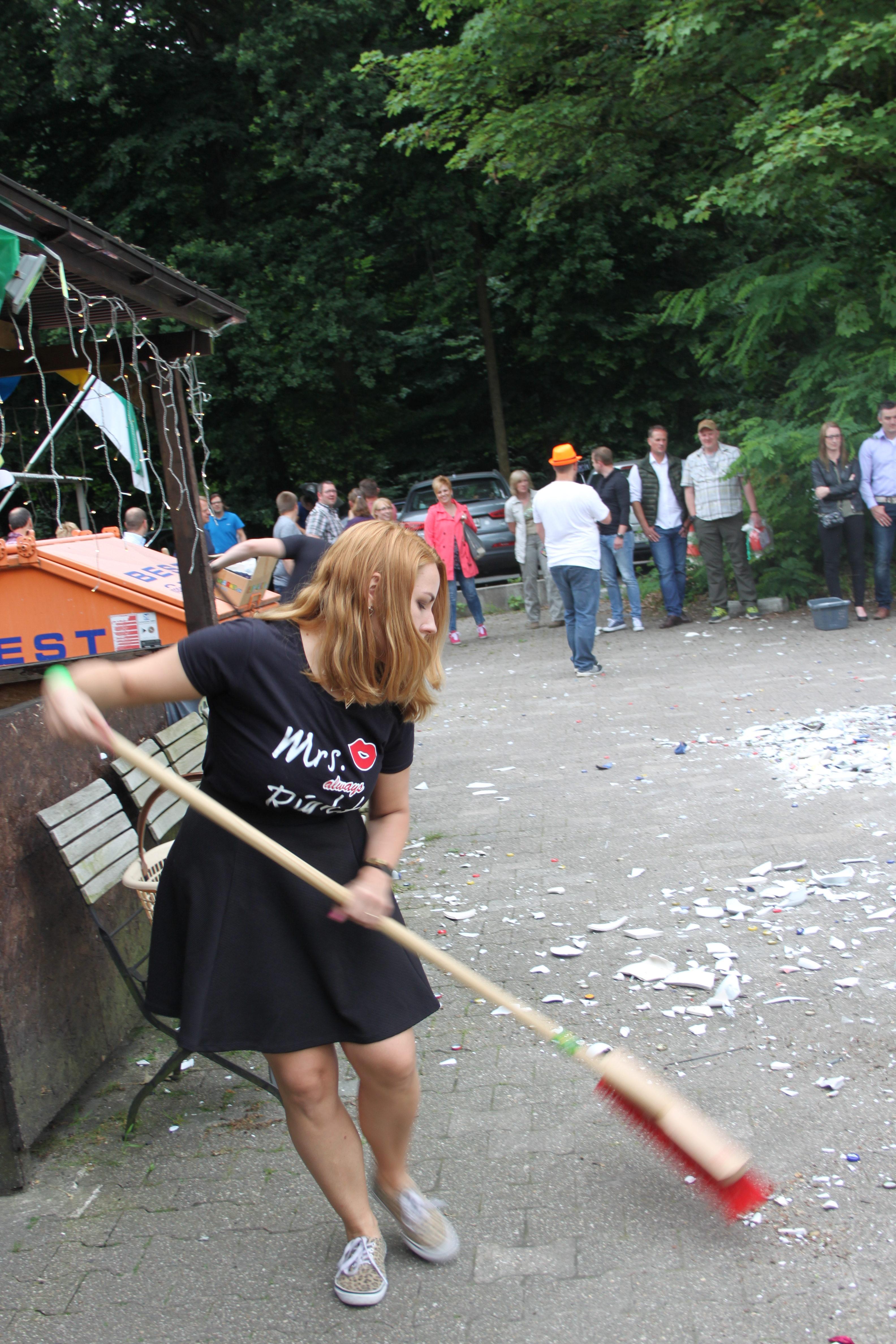 Wochenrückblick 24/ 2017 - Der Polterabend
