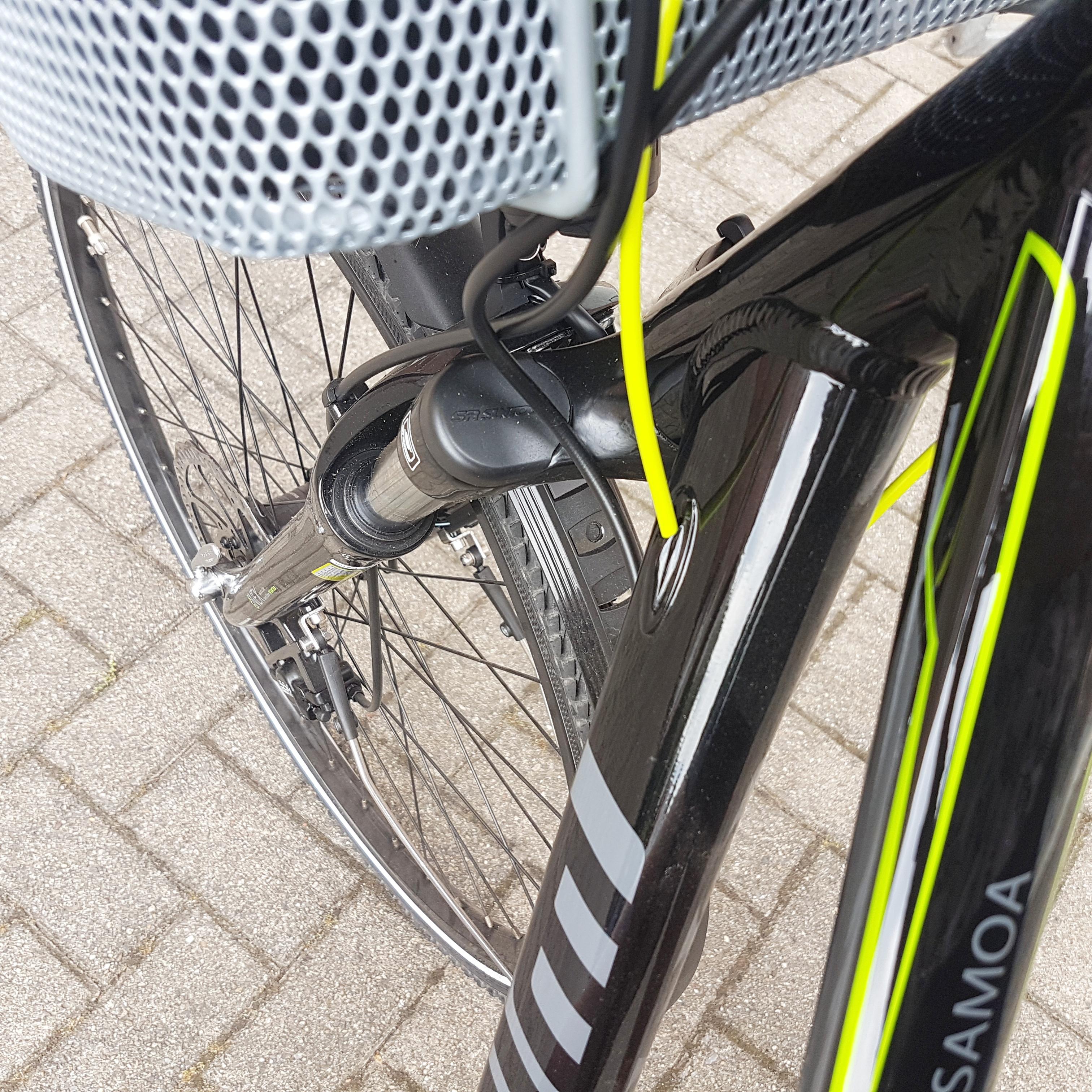Wochenrückblick 24/ 2017 - Fahrradtour