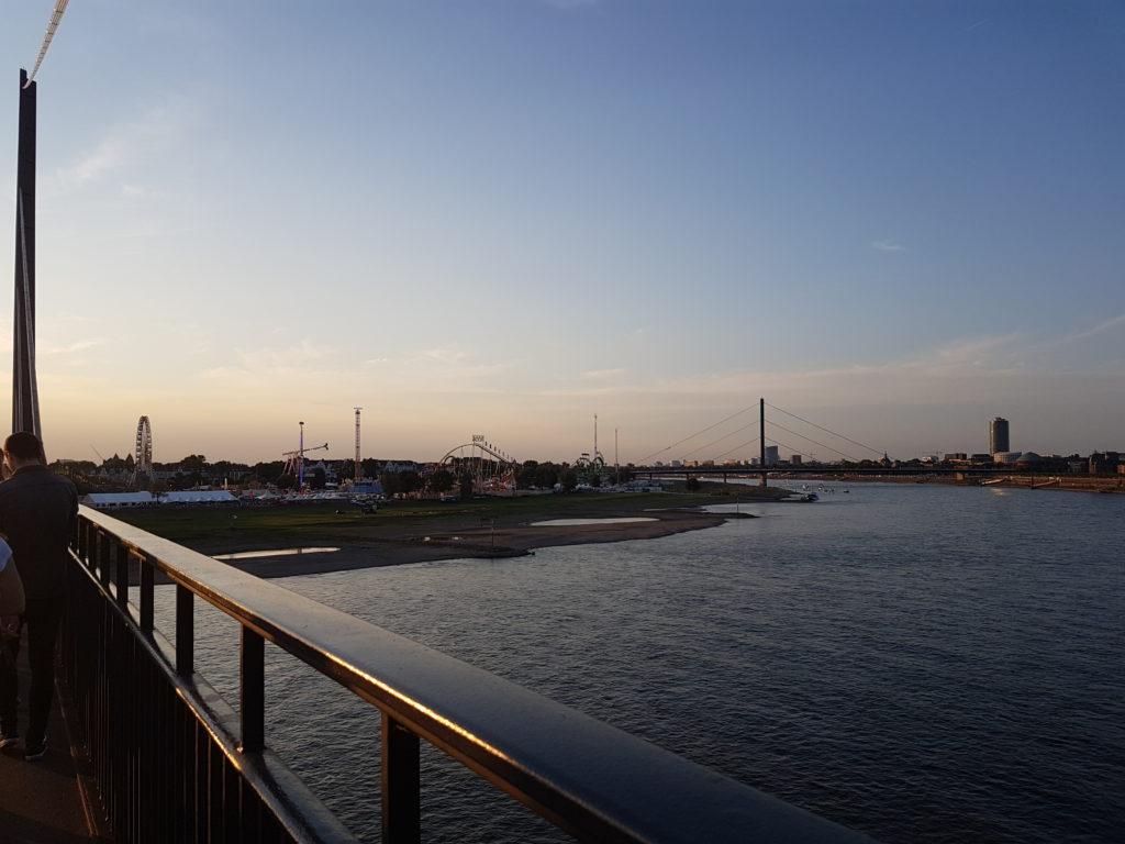 Wochenrückblick 29/ 2017 - Rheinkirmes in Düsseldorf