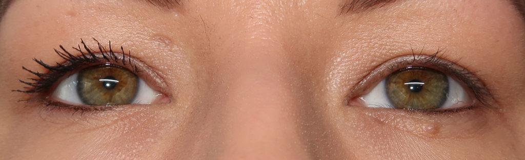 L'Oréal Paradise Mascara - 2 Schichten - L'Oréal Paradise Mascara vs Keine Mascara