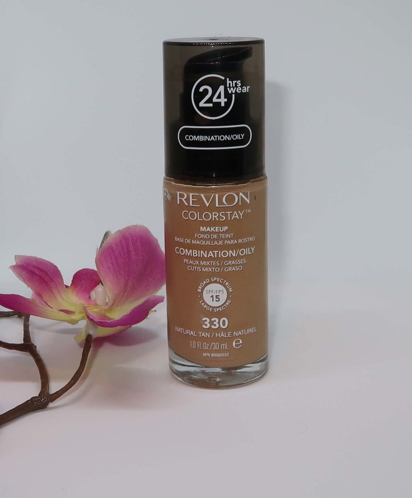 Revlon Colorstay Makeup - Combo/ Oily Skin - 330 Natural Tan