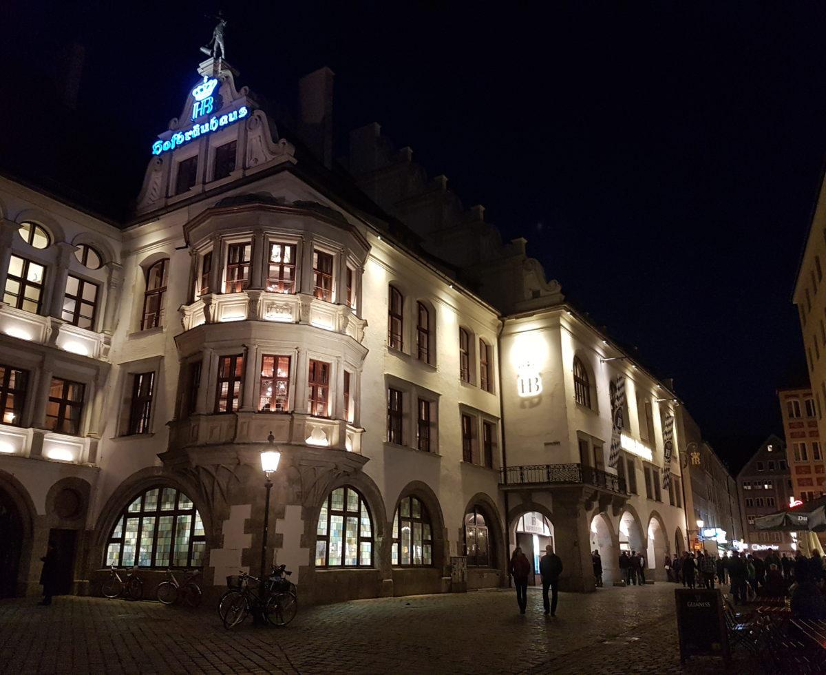 Food Diary München - Hofbräuhaus