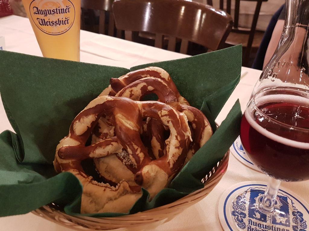 Food Diary München - Zum Augustiner