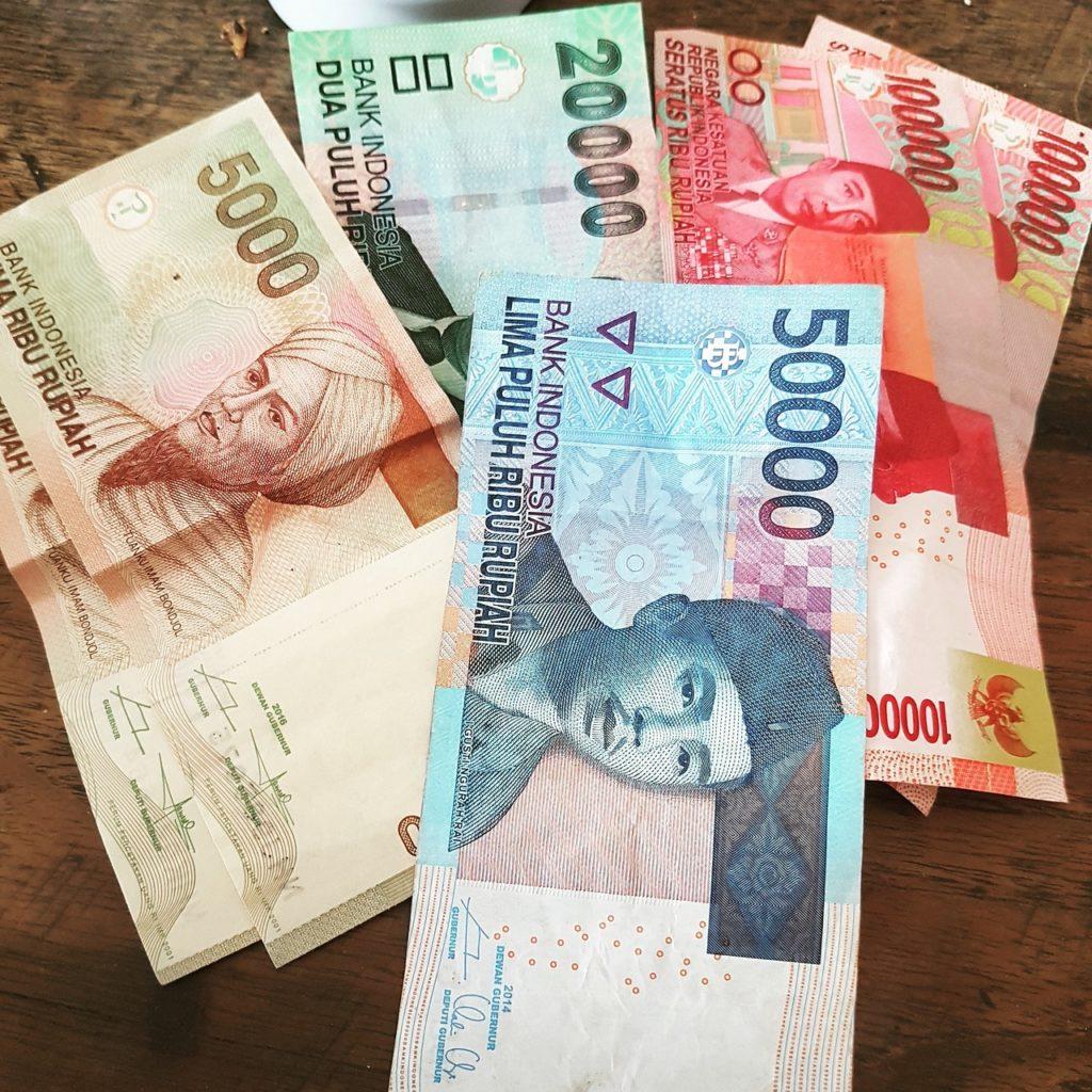 Bali Rundreise – Wissenswertes vor Reiseantritt - Währung