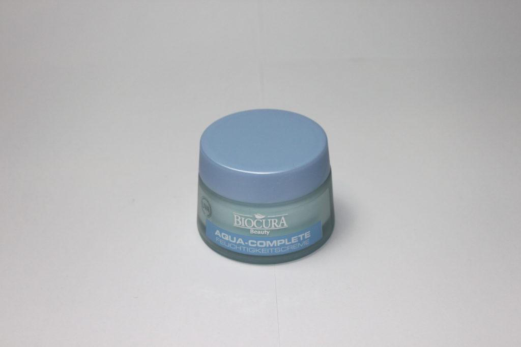 Biocura Beauty Aqua Complete Feuchtigkeitscreme
