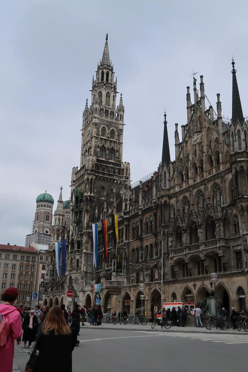 Kurztrip nach München