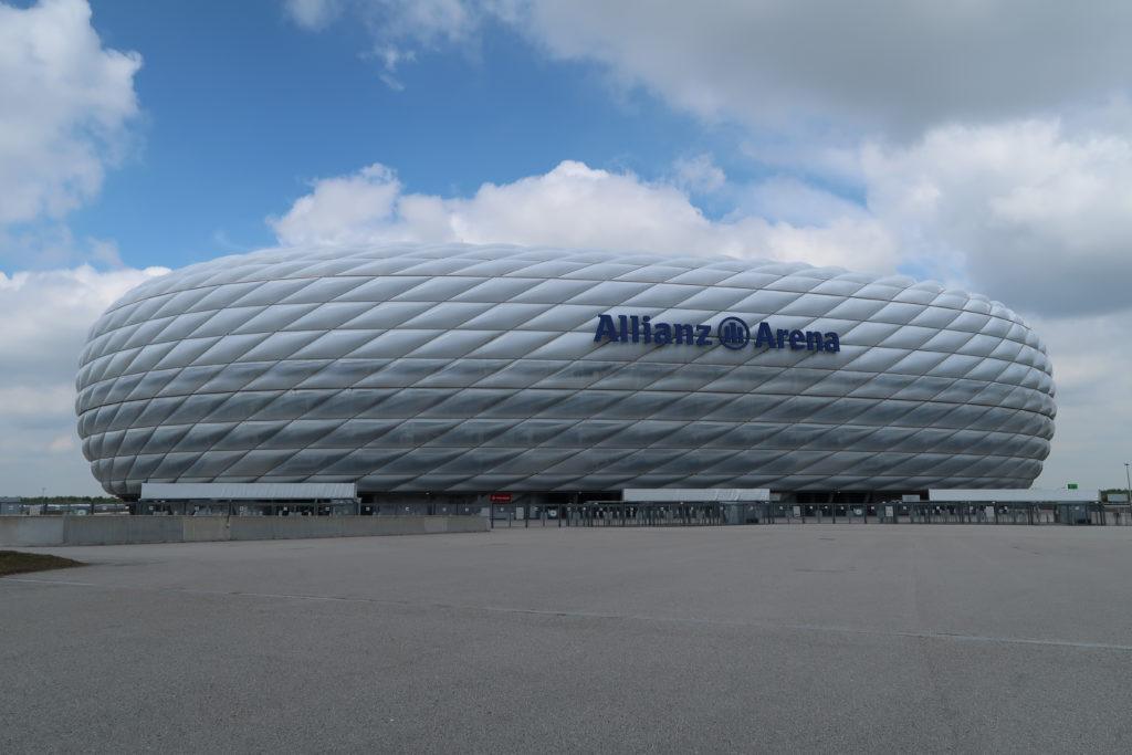 Kurztrip nach München - Tipps und Sehenswertes - Allianzarena München