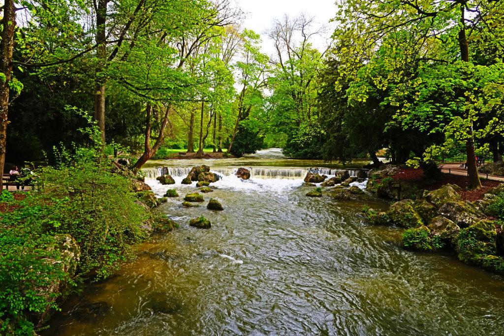 Kurztrip nach München - Tipps und Sehenswertes - Englischer Garten München