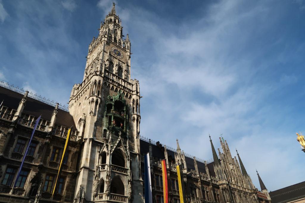 Kurztrip nach München - Tipps und Sehenswertes - Rathaus München
