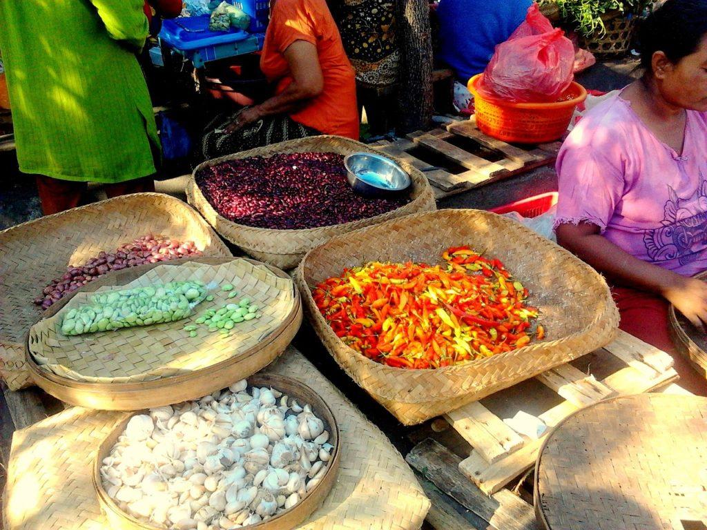 Bali Rundreise – Wissenswertes während der Reise - Essen und Trinken