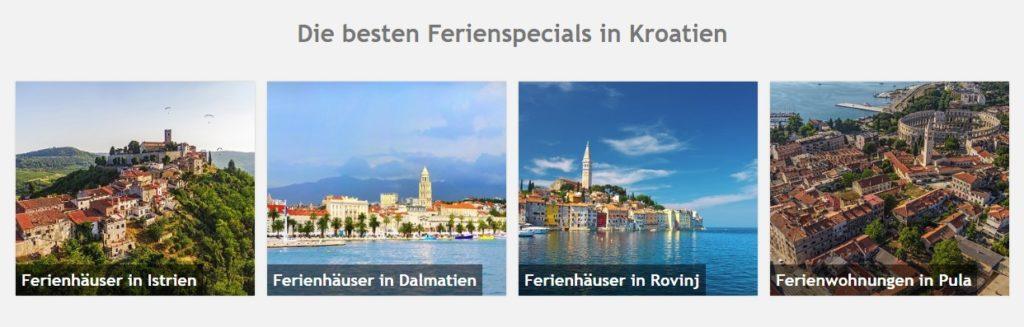 Alternative Urlaubsunterkünfte mit BestFewo.de